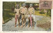 """Amerique CPA PANAMA """"Indiens"""""""