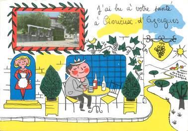 """CPSM FRANCE 69 """"Civrieux d'Azergues"""""""