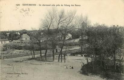 """CPA FRANCE 44 """"Saint Brévin , un charmant coin près de l'Etang"""""""