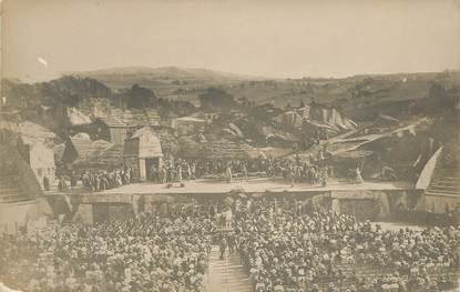 "CARTE PHOTO FRANCE 34 "" Béziers, Les arênes "" / THEATRE"