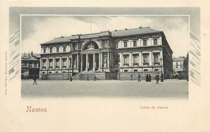 """CPA FRANCE 44 """" Nantes, Le Palais de Justice"""""""