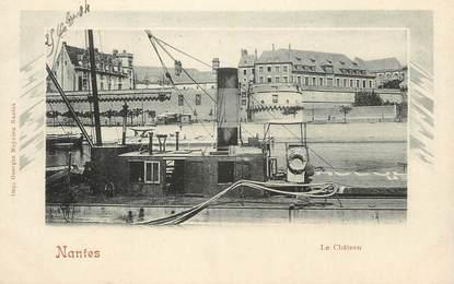 "CPA FRANCE 44 "" Nantes, Le château"""
