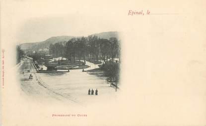 "CPA FRANCE 88 "" Epinal, Promenade du Cours"""
