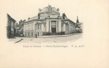 """CPA FRANCE 71 """" Paray le Monial, Musée Eucharistique"""""""