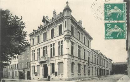 """CPA FRANCE 38 """" St Marcellin, L'Hôtel de Ville"""""""