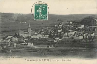 "CPA FRANCE 38 "" Roybon, Vue générale"""