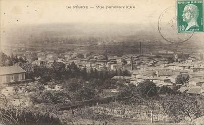 """CPA FRANCE 38 """" Le Péage de Roussillon, Vue panoramique"""""""