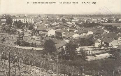 """CPA FRANCE 38 """" Beaurepaire, Vue générale"""""""