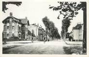 """38 Isere CPSM FRANCE 38 """" Beaurepaire, Le Boulevard de la Gare"""""""