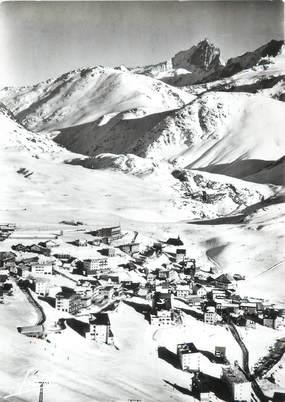 """CPSM FRANCE 38 """" L'Alpe d'Huez, Vue générale"""""""