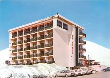 """CPSM FRANCE 38 """" L'Alpe d'Huez, Hôtel Le Chaix"""""""
