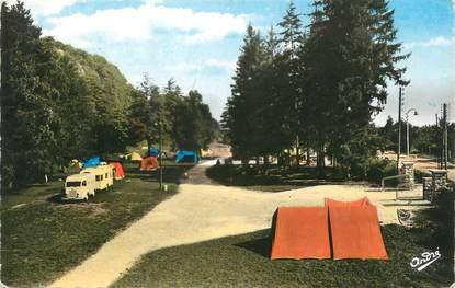 "CPSM FRANCE 38 ""Fontaine, Terrain de camping"""