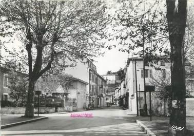 "CPSM FRANCE 38 ""Beaurepaire, Rue Gambetta"""