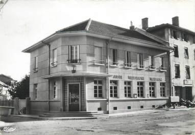 """CPSM FRANCE 38 """"Beaurepaire, La Poste"""""""