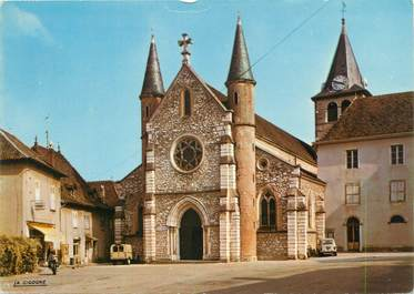 "CPSM FRANCE 38 ""Corbelin, L'église"""