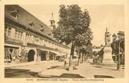 "25 Doub CPA FRANCE 25 ""Montbéliard, Place Denfert Rochereau"""
