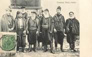 "Grece CPA GRECE ""Costumes grecs crétois"""