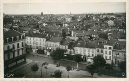 """CPSM FRANCE 42 """" Roanne, Vue générale prise de l'Hôtel de Ville"""""""