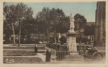 """CPA FRANCE 42 """"Belmont, Place Jeanne d'Arc"""""""