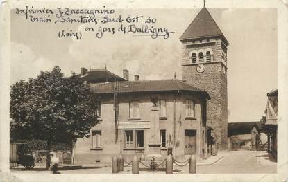 """CPA FRANCE 42 """"Balbigny, La Poste et le nouveau clocher"""""""