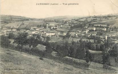 """CPA FRANCE 42 """"Jarnosse, Vue générale"""""""