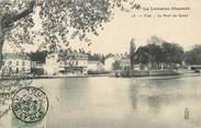 """54 Meurthe Et Moselle / CPA FRANCE 54 """"Toul, le port du canal"""""""