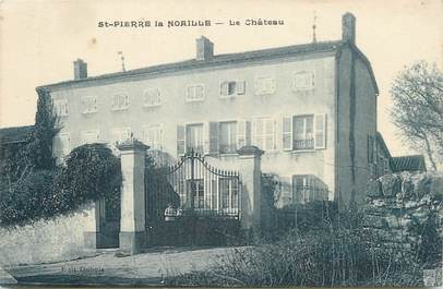 """CPA FRANCE 42 """" St Pierre la Noaille, Le château"""""""