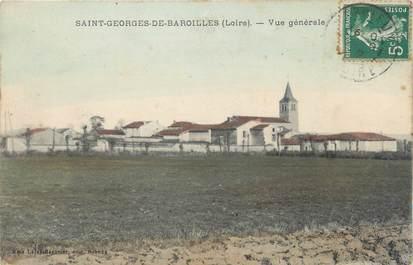 """CPA FRANCE 42 """" St Georges de Baroilles, Vue générale"""""""