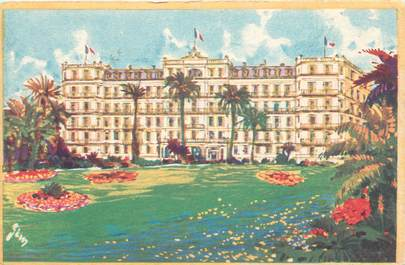 "CPA FRANCE 06 "" Cannes, Hôtel Bellevue"""