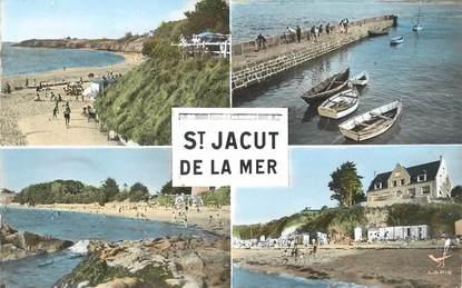 """CPSM FRANCE 22 """"St Jacut de la Mer, Vues"""""""