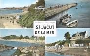 """22 Cote D'armor CPSM FRANCE 22 """"St Jacut de la Mer, Vues"""""""