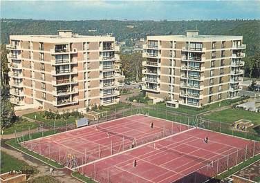 """CPSM FRANCE 78 """" Jouy en Josas, Le court de tennis"""""""