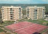 """78 Yveline CPSM FRANCE 78 """" Jouy en Josas, Le court de tennis"""""""
