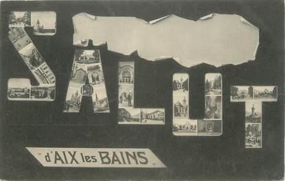 """CPA FRANCE 73 """" Aix les Bains, Vues"""""""