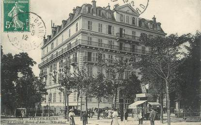 """CPA FRANCE 73 """" Aix les Bains, Le Grand Hôtel """""""