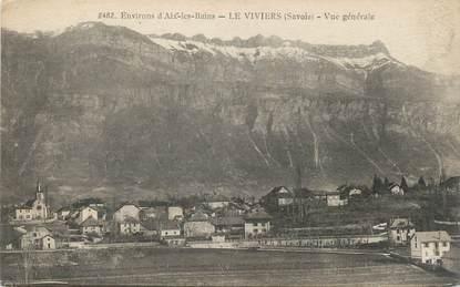 """CPA FRANCE 73 """" Le Viviers, Vue générale"""""""