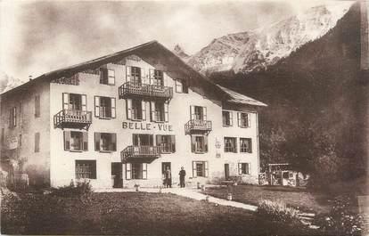 "CPA FRANCE 73 "" Nancroix - Peisey, Hôtel Bellevue"""