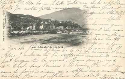 """CPA FRANCE 73 """"Conflans, Les Adoubes"""""""