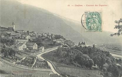 """CPA FRANCE 73 """"Conflans, Couvent des Capucins"""""""