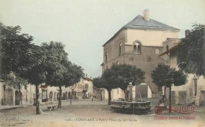 """CPA FRANCE 73 """"Conflans, Palais Pisan du XIème siècle"""""""