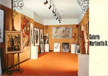 """CPSM FRANCE 73 """" Conflans, Galerie de peintures R. Martinetto"""""""