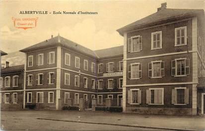"CPA FRANCE 73 "" Albertville, Ecole Normale d'Instituteurs"""