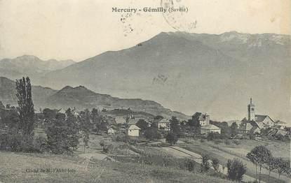 """CPA FRANCE 73 """" Mercury - Gemilly"""""""