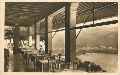 "CPA FRANCE 73 ""Le Col du Chat, Restaurant Palatin"""
