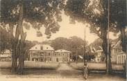 """Guyane CPA GUYANE """" Cayenne, Place du Gouvernement et Hôtel de la Compagnie Générale Transatlantique"""""""