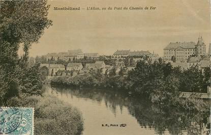 "CPA FRANCE 25 ""Montbéliard, L'Allan"""