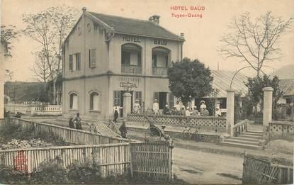 """CPA VIETNAM """"Tuyen Quang, Hotel Baud"""""""