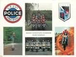 """Theme CPSM MOTO """" Peloton Motocycliste d'Acrobatie de la Police Nationale"""""""