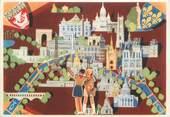 Theme CPSM SCOUT PARIS