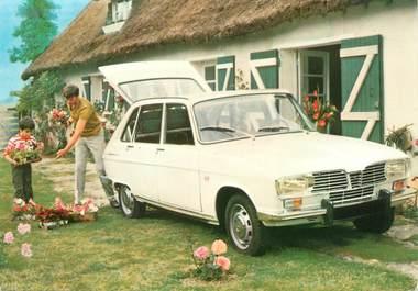 """CPSM VOITURE DE TOURISME """" Renault 16 TS"""""""